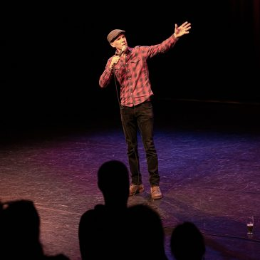 Comedy Express brengt reuring in Theater de Klif